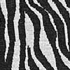 zebra-schwarz-grau